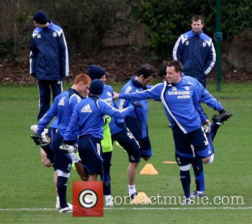 Ashley Cole, Steve Sidwell, Wayne Bridge, Ricardo Carvalho...
