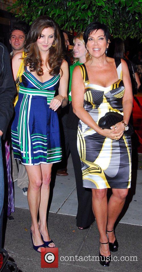 Heather McDonald and Kris Jenner  Chelsea Handler's...