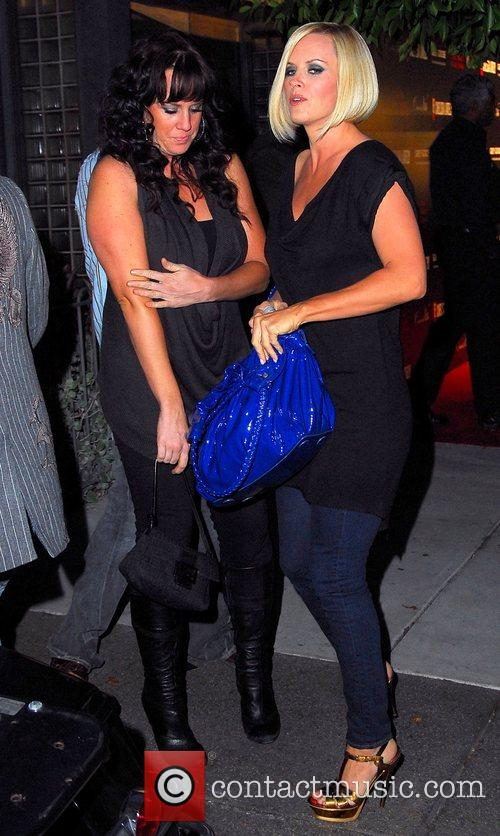 Jenny McCarthy  Chelsea Handler's Book Release Party...