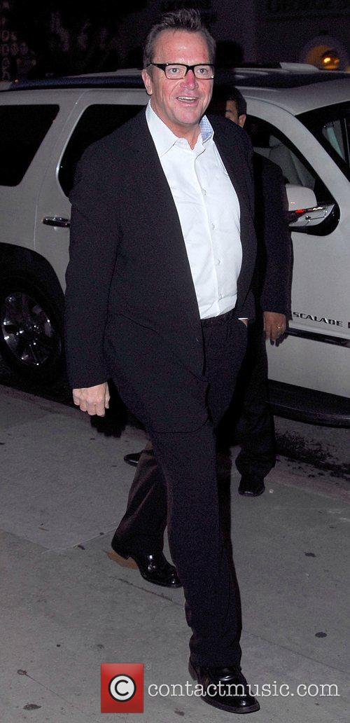 Tom Arnold Chelsea Handler's Book Release Party for...