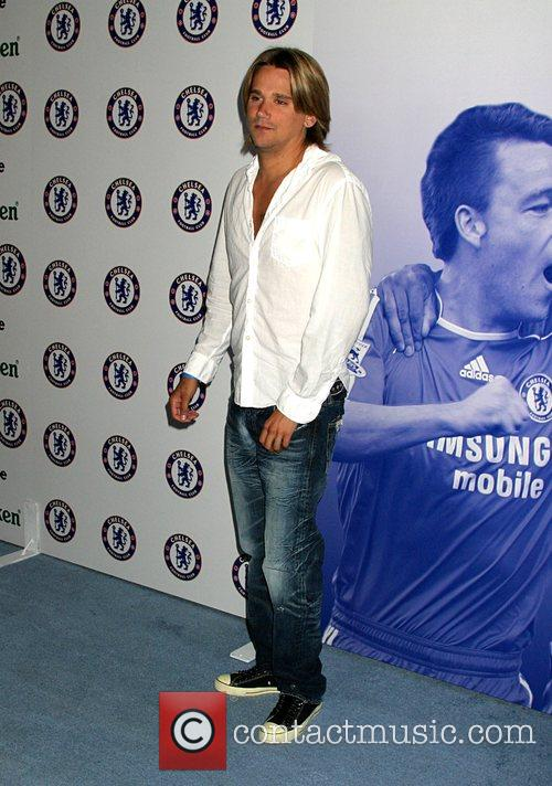 Chelsea Football Club Hollywood Party