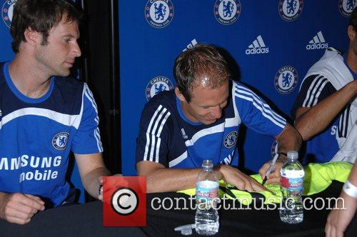 Arjen Robben Chelsea FC make an exclusive appearance...