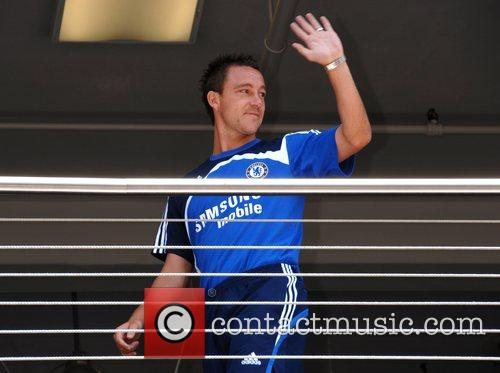 John Terry Chelsea FC make an exclusive appearance...