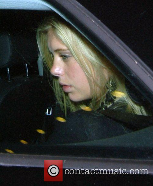 Chelsy Davy Prince Harry and Chelsy Davy at...