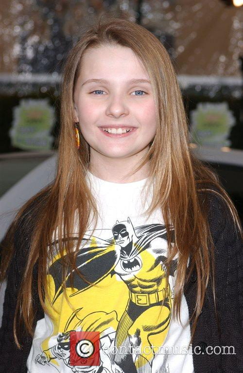 Abigail Breslin 'Chevy Rocks the Future' at Walt...