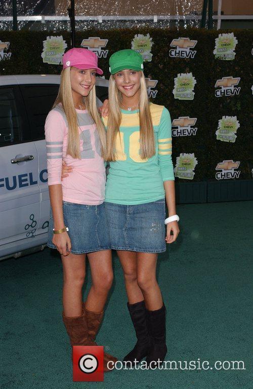 Camilla Rosso and Rebecca Rosso 'Chevy Rocks the...
