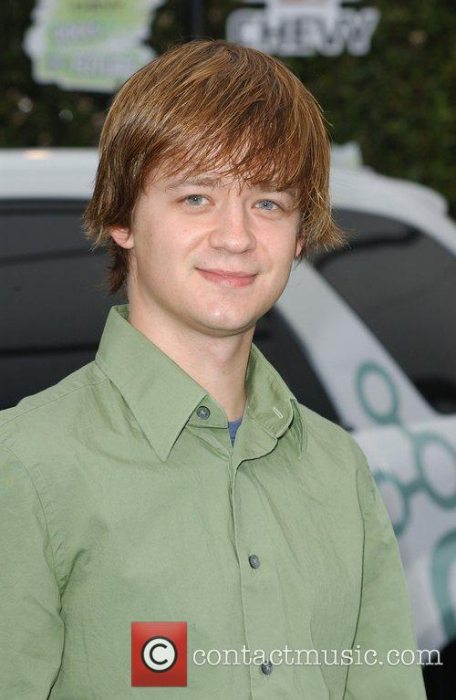 Jason Earles and Walt Disney