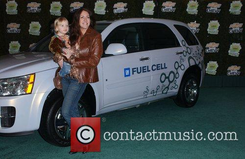Joely Fisher 'Chevy Rocks the Future' at Walt...