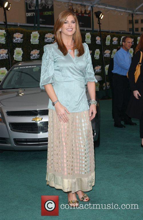 Kathy Ireland 'Chevy Rocks the Future' at Walt...