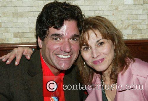 Dale Badway and Valerie Smalldone celebrating the 11th...