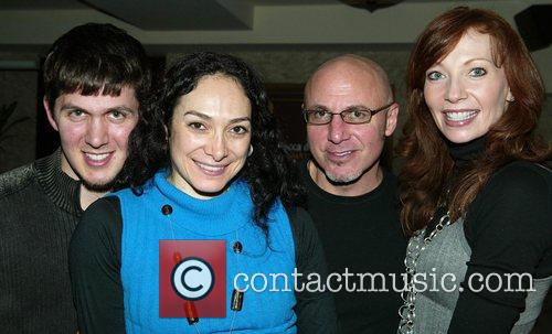 Denny Paschell, Gabriela Garcia, David Kent and Michelle...