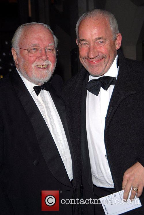 Richard Attenborough and Simon Callow 2