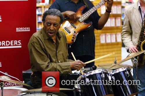 Jazz Percussionist Foreststorn 'chico' Hamilton Performs 7