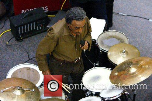 Jazz Percussionist Foreststorn 'chico' Hamilton Performs 2
