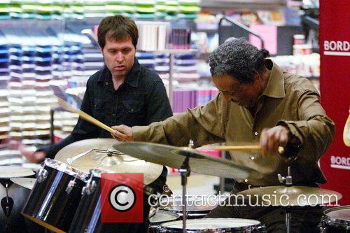 Jazz Percussionist Foreststorn 'chico' Hamilton Performs 11