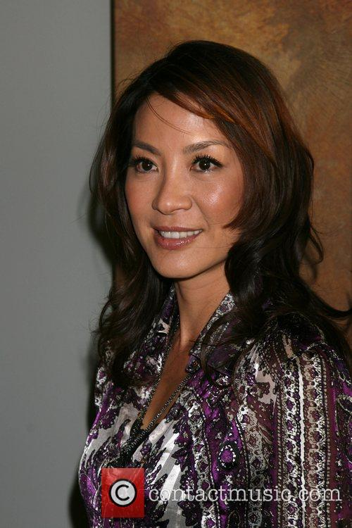 Michelle Yeoh Premiere of 'The Children of Huang...