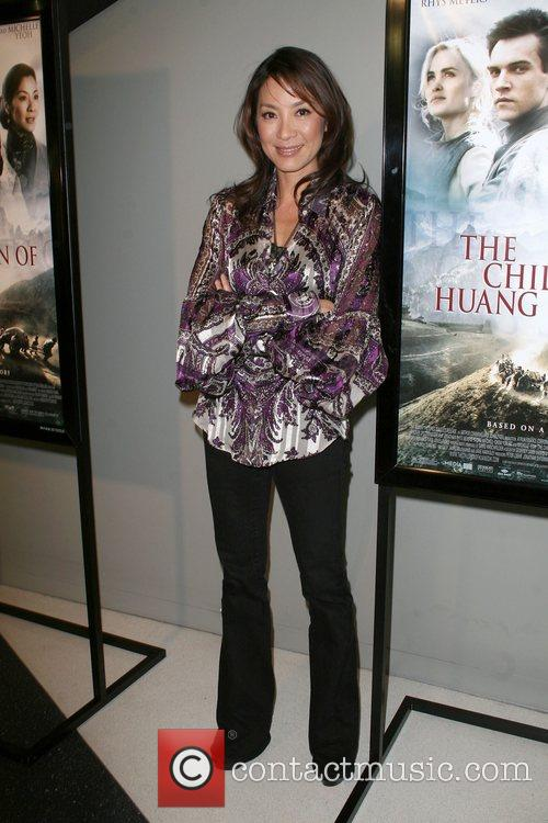 Premiere of 'The Children of Huang Shi' held...