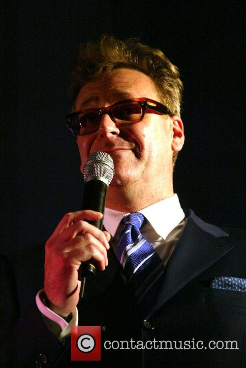 Greg Proops Children Uniting Nations Conference Gala at...