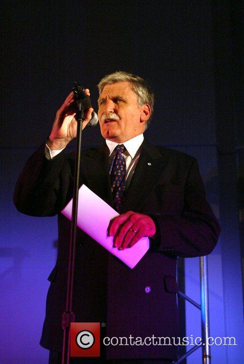 Canadian Senator , Hon. Romeo Dallaire was the...