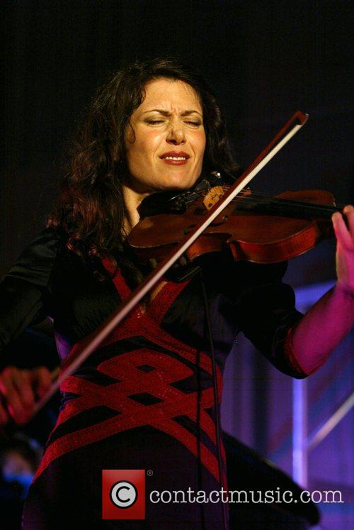 Lili Haydn Children Uniting Nations Conference Gala at...