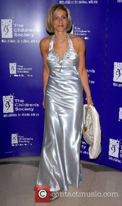 Emily Maitlis The Children's Society Annual Ball at...