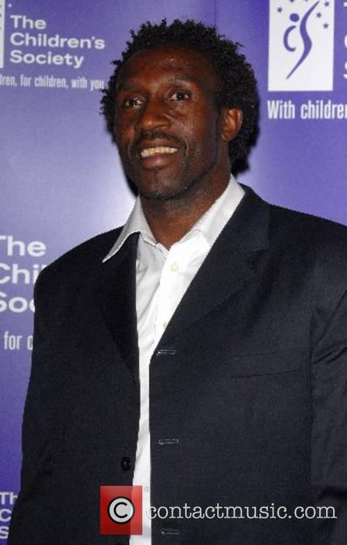 Linford Christie The Children's Society Annual Ball at...