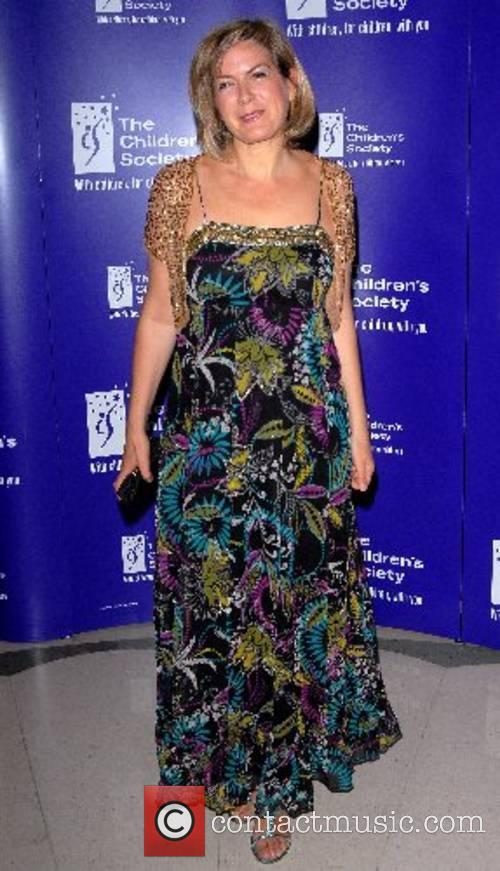 Penny Smith The Children's Society Annual Ball at...