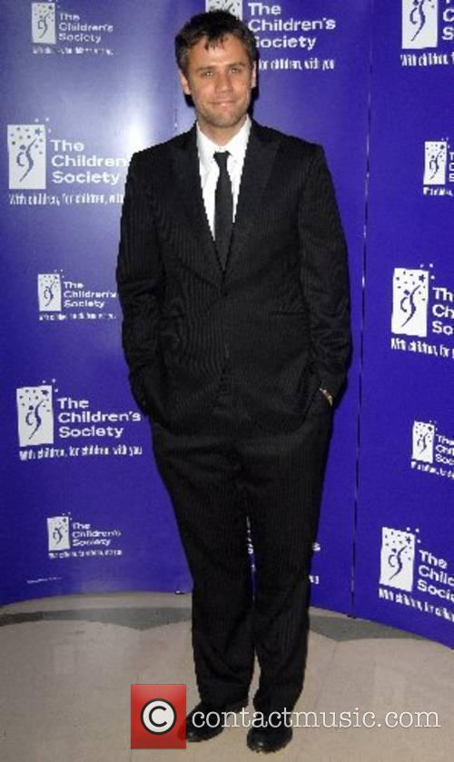 Richard Bacon The Children's Society Annual Ball at...