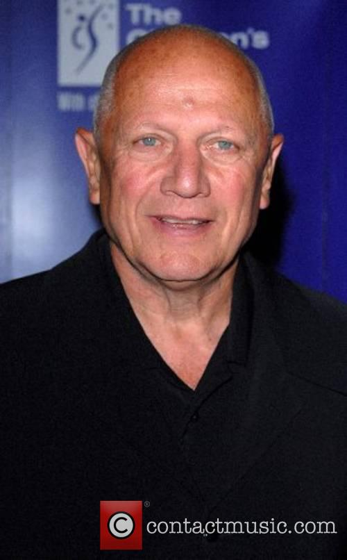 Steven Berkoff The Children's Society Annual Ball at...