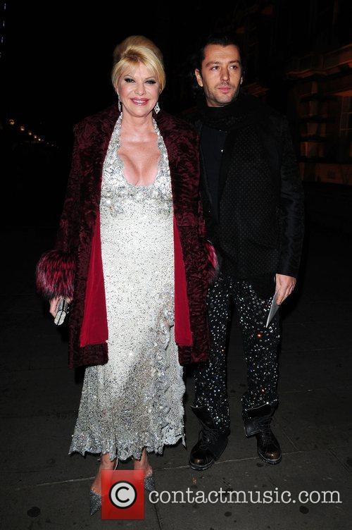 Ivana Trump and Rossano Rubicondi 5