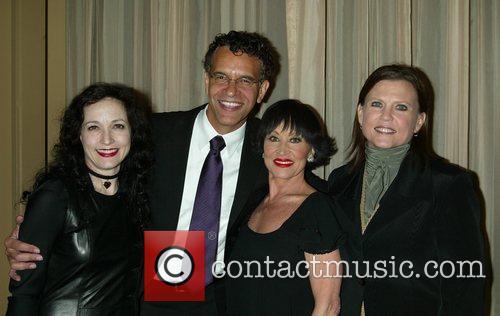 Bebe Neuwirth, Brian Stokes Mitchell, Chita Rivera and Ann Reinking