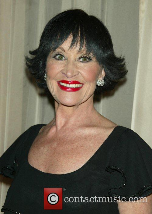 Backstage after Chita Rivera's Opening Night performance of...
