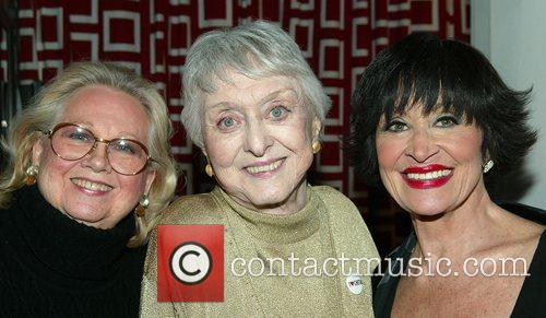Barbara Cook, Celeste Holm and Chita Rivera