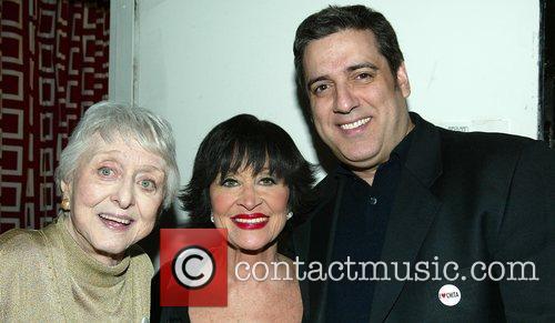 Chita Loves Broadway Cares benefit concert starring Chita...