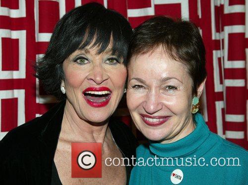 Chita Rivera and Lynn Ahrens. 8