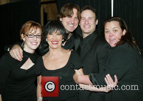 Carmel Dean, Chita Rivera, Jim Donica, Michael Croiter...