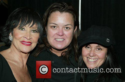 Chita Rivera, Rosie O'Donnell and Chita's daughter Lisa...