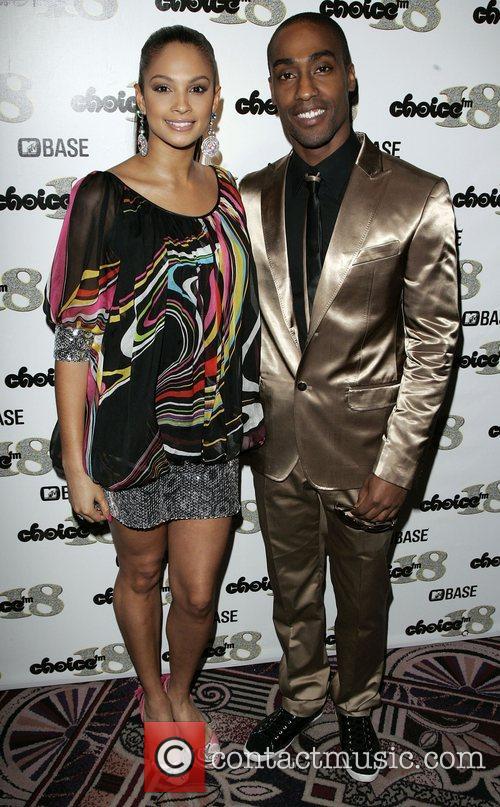 Alesha Dixon and Simon Webbe Choice FM 18th...