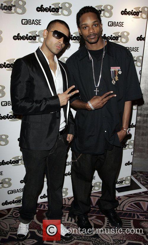 Jay Sean and guest Choice FM 18th Anniversary...
