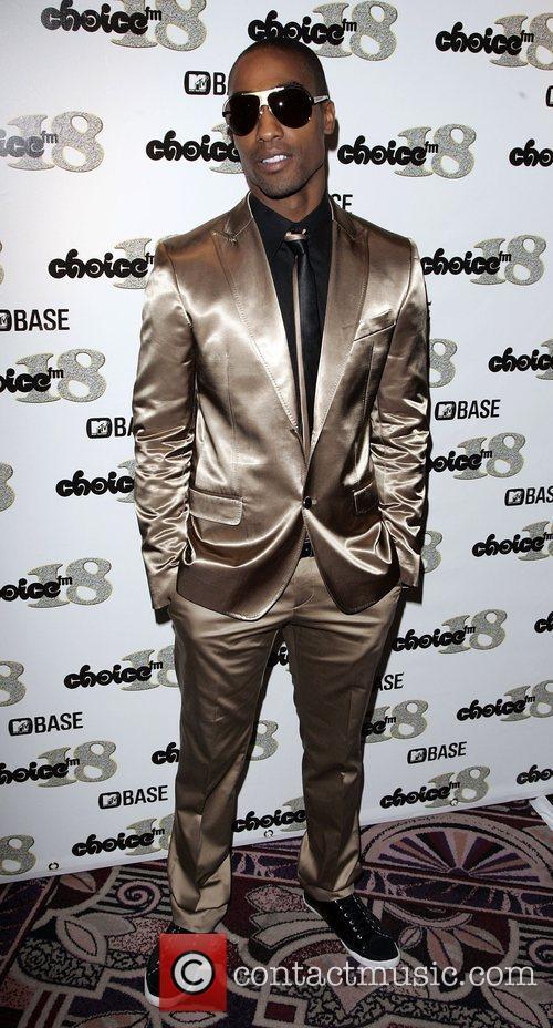 Simon Webbe Choice FM 18th Anniversary Dinner London,...