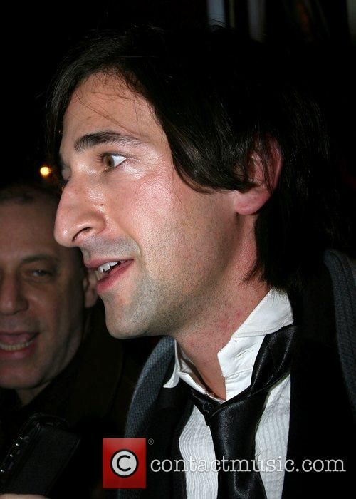 Adrien Brody Chopard Flagship Store Opening Party at...
