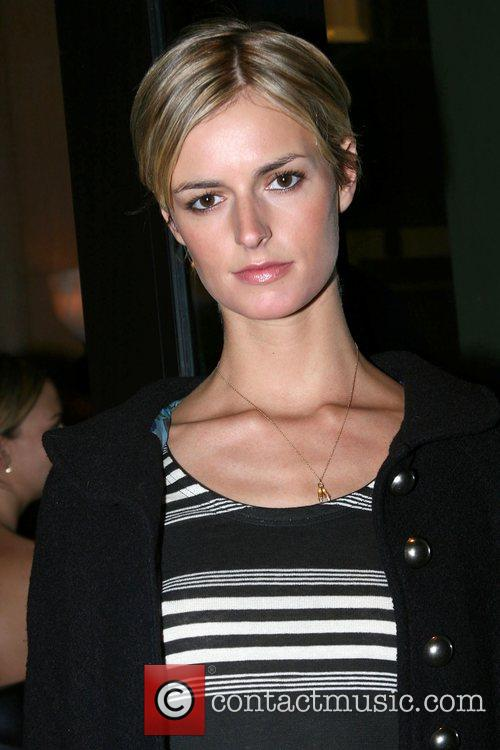Jacquetta Wheeler Chopard Flagship Store Opening Party at...