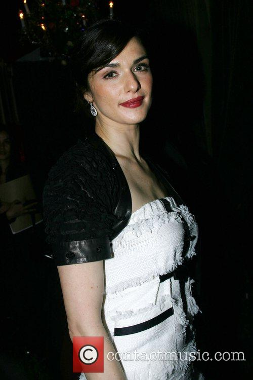 Rachel Weisz Chopard Flagship Store Opening Party at...