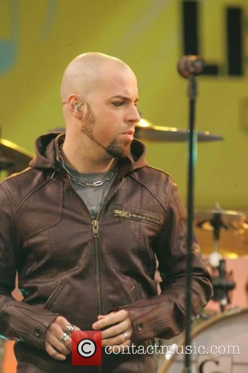 Chris Daughtry 23