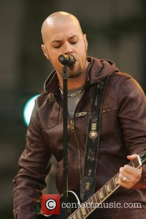Chris Daughtry 18