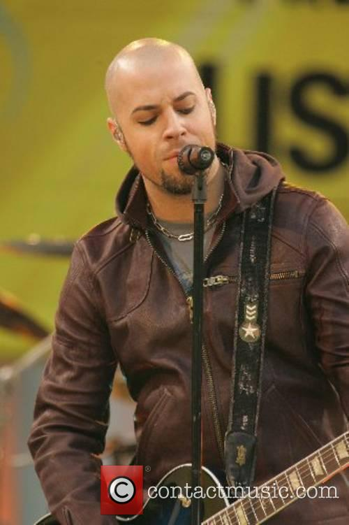 Chris Daughtry, Bryant Park, Good Morning America