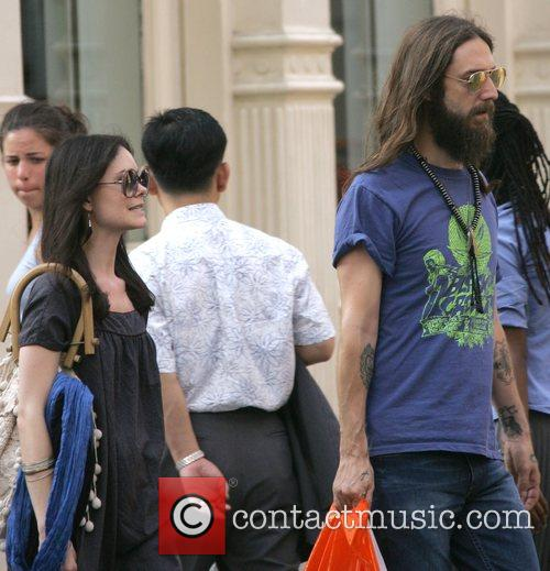 Chris Robinson and Black Crowes 1