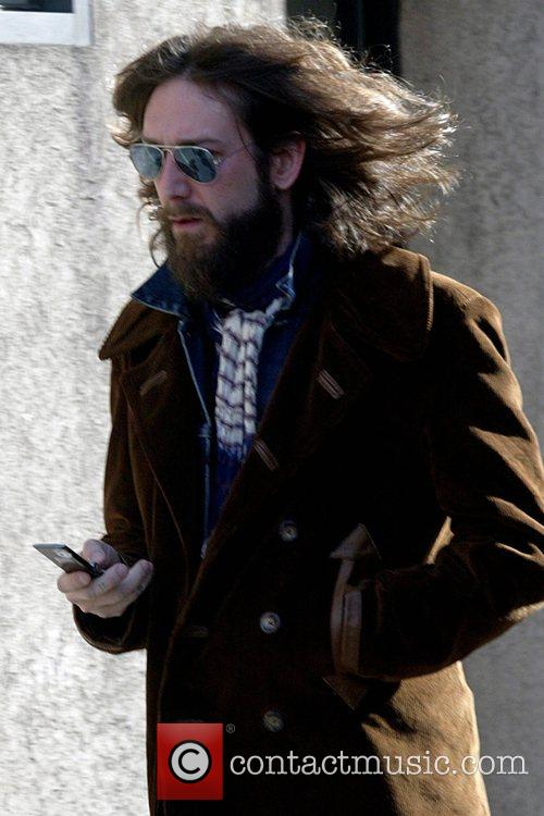 Chris Robinson and Black Crowes 5