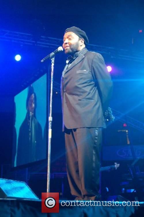 International Gospel Legend and recording artist Andre Crouch...