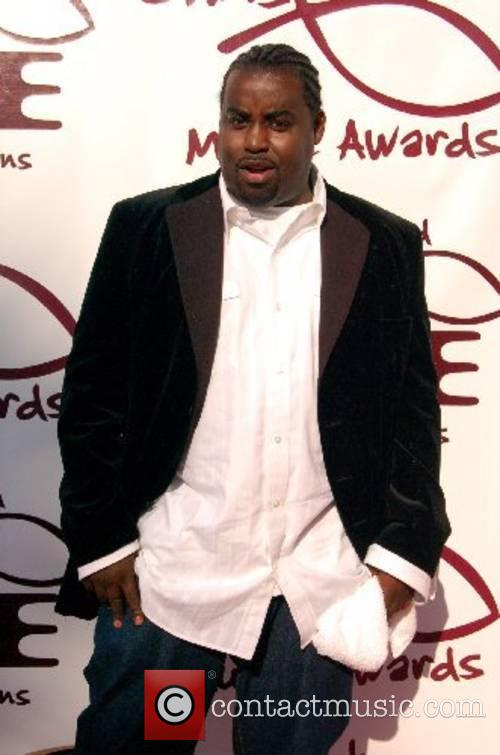 Comedian G Thang  at the Christian Music...